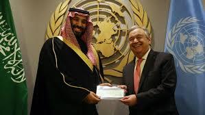 Seeking War Room Un Receives 930m Saudi Cheque While Seeking Yemen Solution