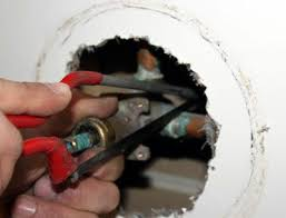 How Do You Replace A Shower Faucet Replacing A Shower Faucet Removing The Shower Valve