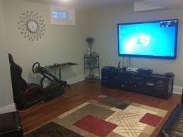 1000 images about gaming setup on pinterest monitor pc living