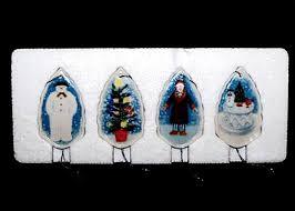 coalport snowman 4 decorations coalport