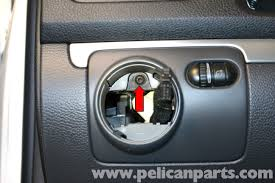 volkswagen golf gti mk v headlight dimmer switch replacement 2006