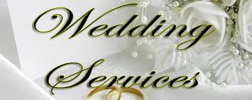wedding services ward productions wedding event services wedding services