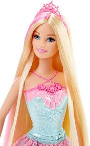 barbie endless hair kingdom princess doll pink walmart