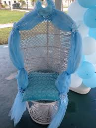 Baby Shower Chair Covers Decorative Chair Covers Decorative Chairs For Several Occasions