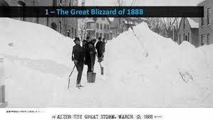 worst blizzard in history 5 of the worst blizzards in u s history