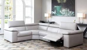 Contemporary Leather Corner Sofa Darlings Of Chelsea - Corner leather sofas
