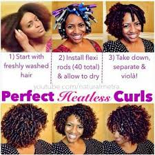 how to salvage flexi rod hairstyles love flexi rod sets black hair information