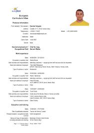 Server Job Description Resume Example by Resume Cv Temple Food Server Job Description For Resume Dentist
