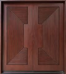 new rogue valley exterior door olympia 4620 brown wooden front