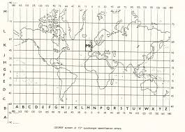 Grid Map Nga U Grid Information Unclassified