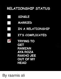 Single Relationship Memes - relationship status single married in a relationship its