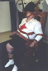 execution chaise electrique la chaise électrique sera t à la fête au bois vergiberation 2