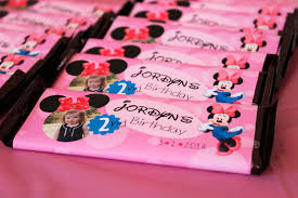 2 superb cartoons minnie mouse birthday party invitations kids