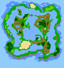 Bravely Default World Map by List Of Final Fantasy Iii Locations Final Fantasy Wiki Fandom