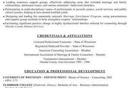 sample counselor resume counselor resume sample resumelift