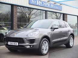 Used Porsche Macan S 3 0 Diesel Pdk For Sale In Bradford West