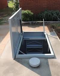 Backyard Tornado Shelter Smart Shelters Outdoor Tornado Shelters Serving Oklahoma And
