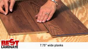 pergo oak 8mm laminate flooirng with pad attached review