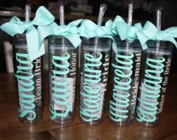 personalized bridesmaid gifts personalized tumbler wedding tumbler by mysisterandmeshop