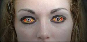 halloween contact lenses create that extra scary look online