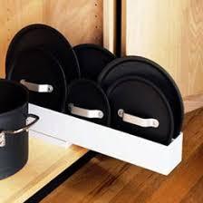 Cabinet Door Pot Lid Organizer Best 25 Pot Lid Storage Ideas On Pinterest Pot Lid Organization