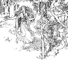 coloring pages adults fairy coloringfree coloring pages
