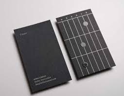 tarjeta de visita diseo aprende guitarra con una tarjeta de visita identidad design el