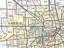 map of houston area maps custom mapping solutions for your business zip code