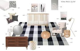 100 Furniture Row Sofa Mart Hours Graphic Design Portfolio by Budget Rooms Gender Neutral Nursery Emily Henderson