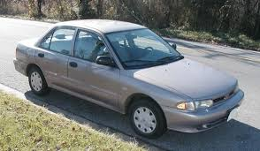 1996 mitsubishi mirage information and photos zombiedrive