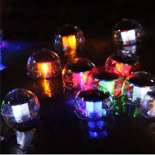 floating led pool lights floating lights ebay