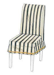 Pattern Chairs M4404 Mccall U0027s Patterns Sewing Patterns