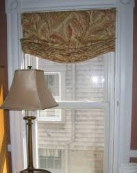 Printed Fabric Roman Shades - 17 best window curtains and blinds images on pinterest window