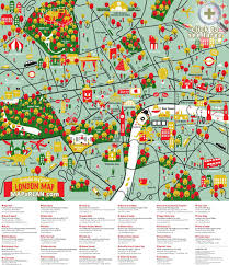 Tourist Map Of San Francisco by London Maps Top Tourist Attractions Free Printable City Maps
