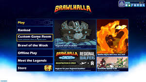 brawlhalla 5 i at this game youtube