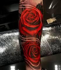 best 25 two roses tattoo ideas on pinterest tatuajes de flor