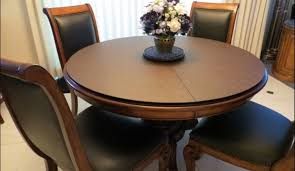 Custom Dining Room Table Pads Dining Room Table Pads Magnetic Dining Room Tables Design