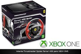 volante per xbox one volante spider 458 italia thrustmaster racing wheel para xbox one