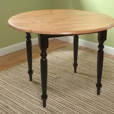 Black Kitchen  Dining Tables Youll Love Wayfair - Black wood dining room set