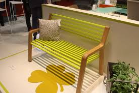Modern Outdoor Wood Bench by Modern Outdoor Bench With Back Bench Decoration