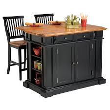 kitchen islands vancouver 734 00 free ship home styles black and oak finish large kitchen