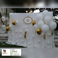 wedding backdrop balloons 963 best balloon walls back drops images on balloon