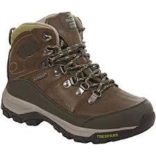 womens boots for walking amazon com trespass womens tarn technical walking boots