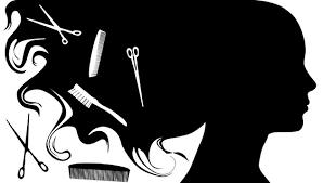 dark hair clipart hair care pencil and in color dark hair