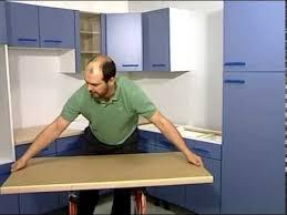 poser sa cuisine bricolage maison pose d une cuisine intégrée