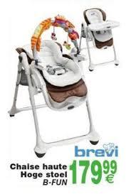 chaise haute brevi b cora promotion chaise haute hoge stoel b brevi chaise haute