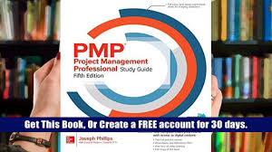 ebook download pmp project management professional study guide
