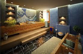unique bathroom ideas bathroom captivating unique bathroom decor with tile wall arts