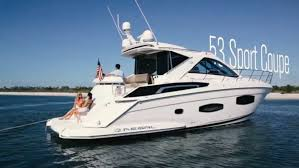 53 sport coupe regal boats overview