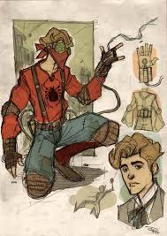 spider man steampunk re design by denism79 on deviantart